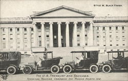 The US Treasury & Taxicabs, Terminal Taxicab Company