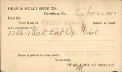 Hean & Molly Shoe Co.