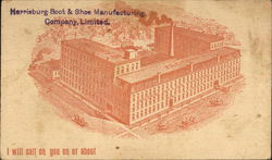Harrisburg Boot & Shoe Manufacturing Company, Limited