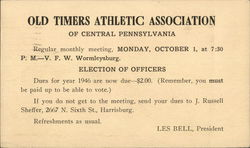 Old Timers Athletic Association