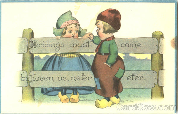 Noddings must come between us Dutch Children