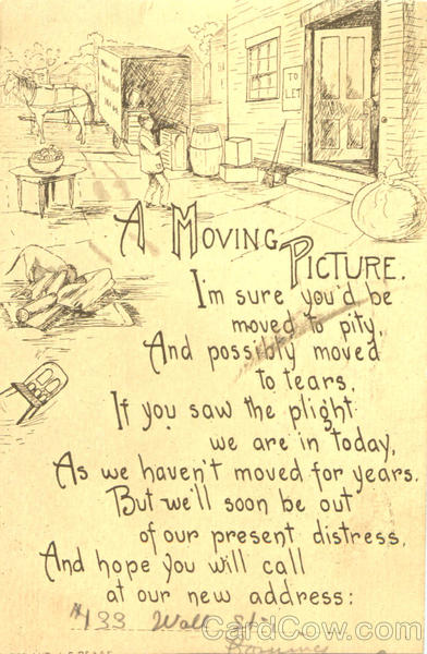 A Moving Picture Phrases & Sayings