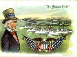 The Nations Pride Postcard
