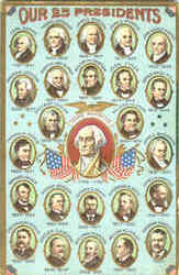 Our 25 Presidents