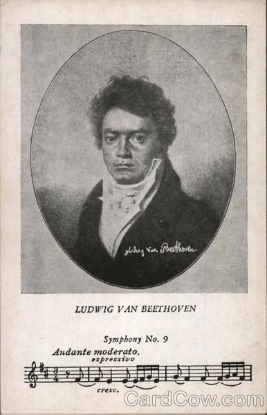 Ludwig van Beethoven Music and Literature