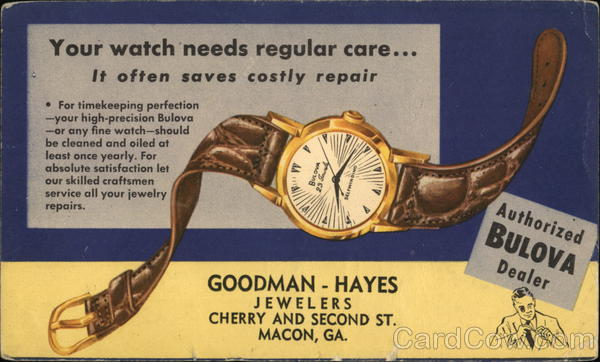 Your Watch Needs Regular Care - Picture of a Watch with Brown Band