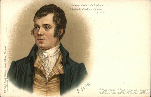 Robert Burns - Scottish Poet Poems & Poets