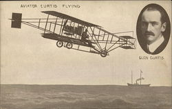 Aviator Curtis Flying - Glen Curtis