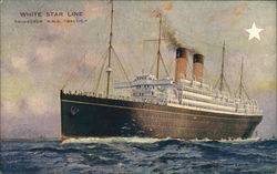 "White Star Line Twin-Screw S.M.S. ""Baltic"""