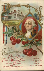 Washington Born Feb. 22, 1732, Died Dec. 14, 1799