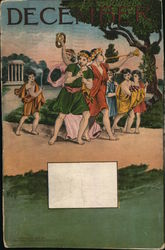 December - Young People in Togas