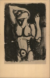 Acrobat Lithograph, 1st state Museum of Modern Art