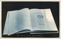 The Charter of the United Nations Postcard