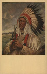 """Steal Horses"" Oglala Sioux chieftai"