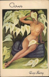 Ciros - Lillies by Diego Rivera
