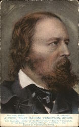 Alfred, First Baron of Tennyson