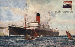 Atlantic Transport Line -SS Minnewaska
