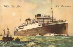 White Star Line - MV Britannic