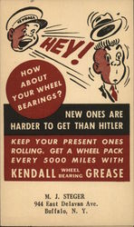 Kendall Wheel Bearing Grease
