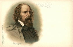 Lord Alfred Tennyson - British Poet