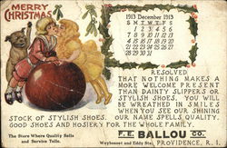 F.E. Ballou Co., Buster Brown Shoes