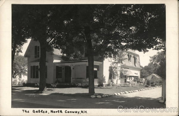 The Gables North Conway New Hampshire