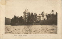 Litchfield Park - Chateau from Lake Madeline