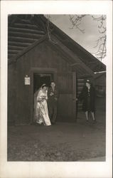 GI Wedding in Fairbanks, Alaska