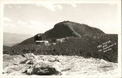 The Nose and Mt. Mansfield Hotel