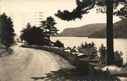 Somes Sound from Sargent Drive