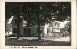 The Gables Postcard