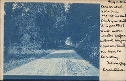 Dirt Road: Davis Avenue