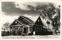 Methodist Church - New Port Richey, Florida