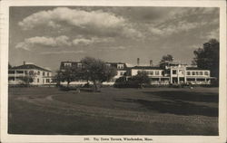 Toy Town Tavern - Winchendon, Mass. Postcard