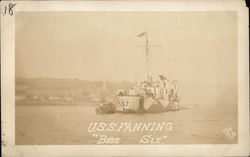 "USS Fanning - ""Base Six"""