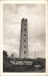 Old shot tower - Dubuque, Iowa
