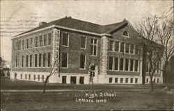 High School - Lemars, Iowa