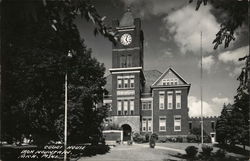 Court House - Iron Mountain, Mich.