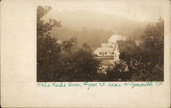 Echo Lake Inn, Tyson, VT near Plymouth, VT.