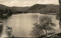 Echo Lake - Tyson, VT