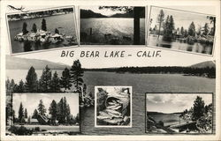 Big Bear Lake - Calif