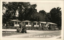 Smitholm Cabins, North Branch