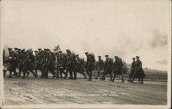 Farewell for B Infantry, Andernach, March 10, 1922