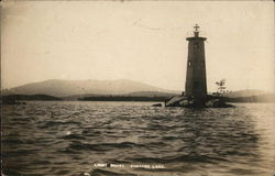 Light House - Sunapee Lake