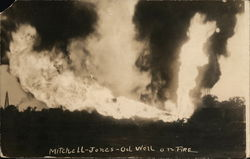 Mithcell-Jones - Oil Well on Fire