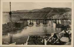 River Diversion, Grand Coulee Dam Construction