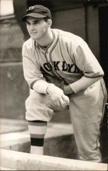 Emil Leonard - Brooklyn Dodgers