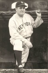 Joe McCarthy - The New York Yankees