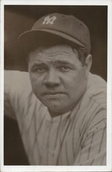 Babe Ruth - New York Yankees