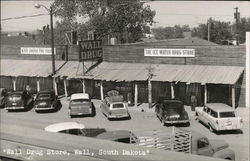Wall Drug Store - Wall, South Dakota